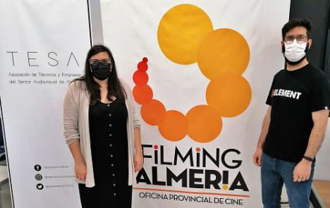 'Filming Almería' imparte el curso 'Técnica y praxis del rodaje audiovisual'