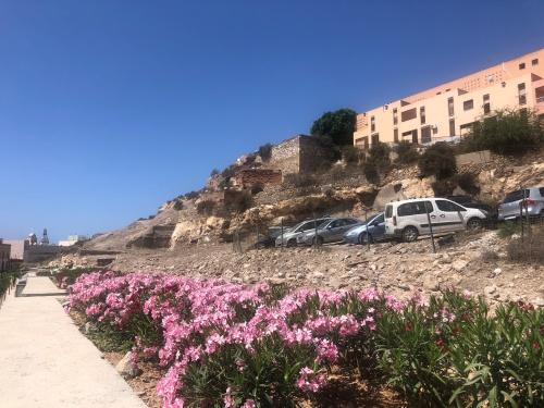 Ayuntamiento y Junta de Andalucía preservarán el valor de la ladera norte de San Cristobal