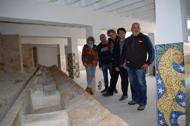 El restaurado Lavadero de la artesanía se suma a los lugares de interés de Níjar