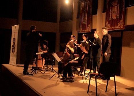La Grande Chapelle estrena obras sacras en castellano en el Festival Mare Musicum de Roquetas