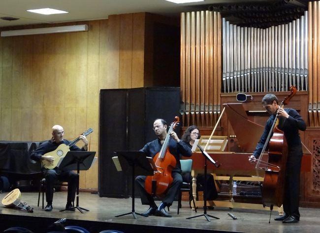 El Festival de Música Antigua 'Mare Musicum' de Roquetas arranca con Les Folies Consort