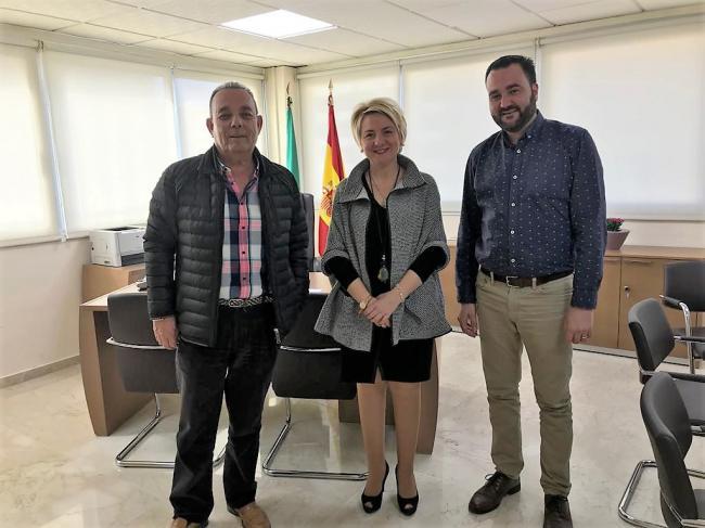 El PP de Cantoria confía en la Consejera de Fomento para resolver los temas urbanísticos