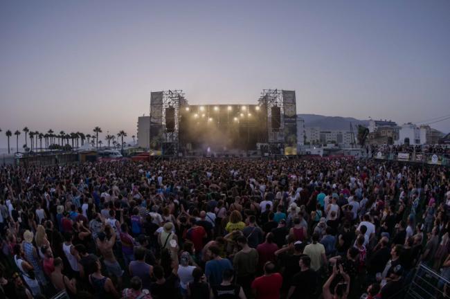 25.000 personas en la séptima edición del The Juerga's Rock Festival