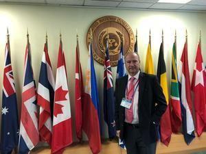 Luis Rogelio Rodríguez repite como vicepresidente de la Comisión para Oriente Medio y Mediterráneo de la Asamblea Parlamentaria de la OTAN