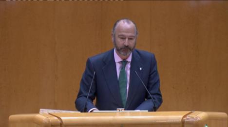 """Luis Rogelio Rodríguez: """"El presupuesto de Defensa es desacertado"""""""