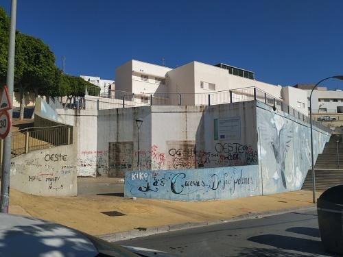 La Junta construirá dos viviendas protegidas en La Chanca