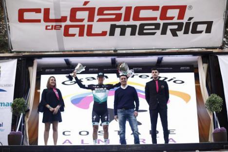 'Costa de Almería' llega a 64 países con la XXXIII edición de La Clásica