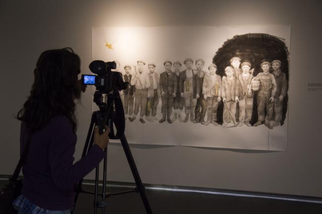 Unicaja trae a Almería la exposición 'La luz y la noche' de Chema Lumbreras