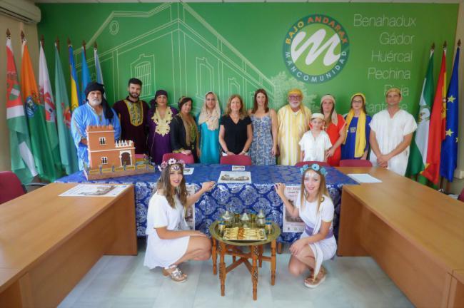 Santa Fe de Mondújar celebra su XIII Velada Andalusí