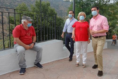 Diputación mejora los servicios públicos de Laroya y Alhabia