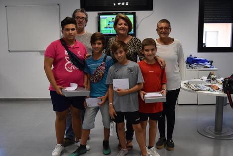 """El Campeonato de Feria de """"Juegos de la Wii"""" acerca a los jóvenes las nuevas tecnologías"""