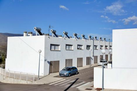 Una nueva familia completa la promoción de viviendas protegidas de Diputación en Abla