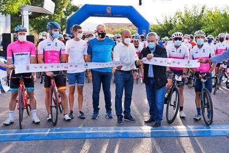 'Las 4 Cimas' potencia el destino 'Costa de Almería' como un paraíso para el cicloturismo