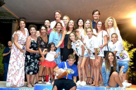 Multitudinario cierre de las 100 Horas del Deporte de Roquetas
