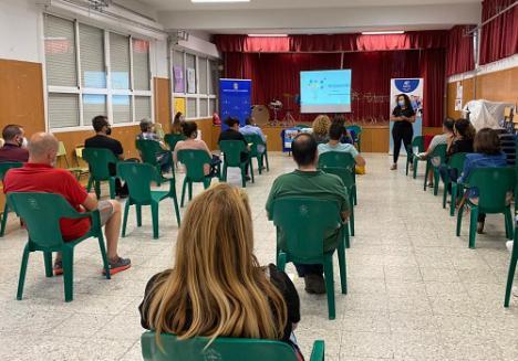 Diputación fomenta la economía social con 'Almería, empleo joven contra la despoblación'
