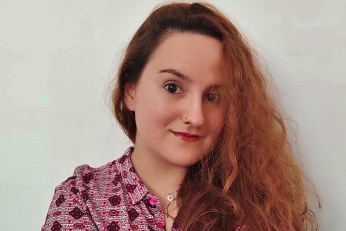 La psicóloga almeriense Laura Marcilla recibe el Premio Andalucía Joven