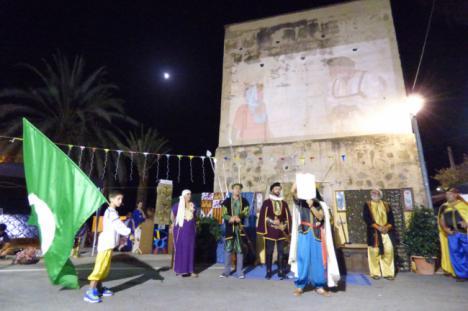 Santa Fe de Mondújar revive con orgullo su pasado morisco
