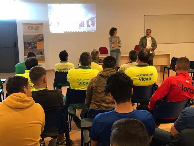 Medio Ambiente Vícar 2019 Presentó La Iniciativa Europea Life Conhabit Andalucía