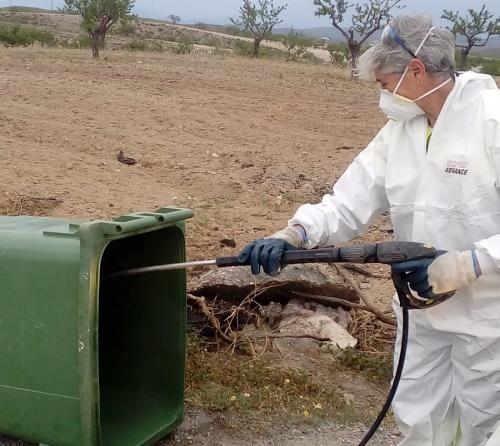 Consorcio Almanzora levante Vélez refuerza el servicio y bonificará el recibo por el #COVID19