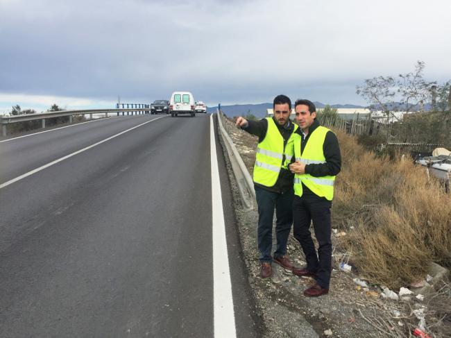 Diputación invertirá 350.000 € en construir una glorieta en el cruce del IES Sol de Portocarrero
