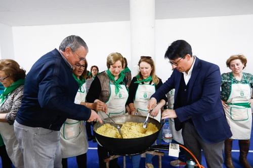 Diputación y Fines inauguran los locales de la Plaza de San Esteban