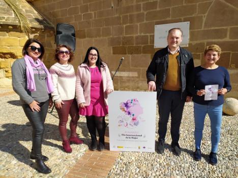 Cuevas prepara el Día de la Mujer con una variada programación