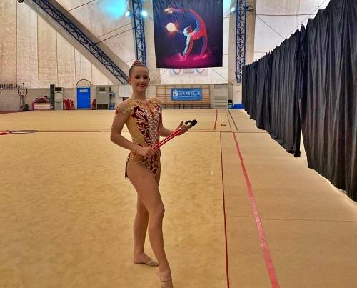Lucía Expósito se clasifica para el Campeonato de España Base Individual