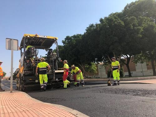 El Ayuntamiento licita el mantenimiento de espacios públicos por 1,9 millones de euros