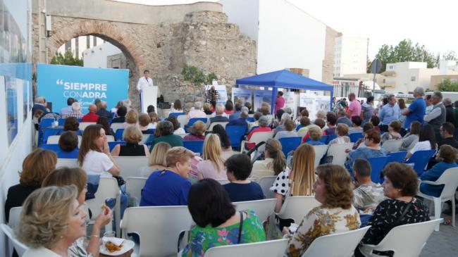 Cortés creará un Centro de Interpretación de la Agricultura en el Molino del Lugar