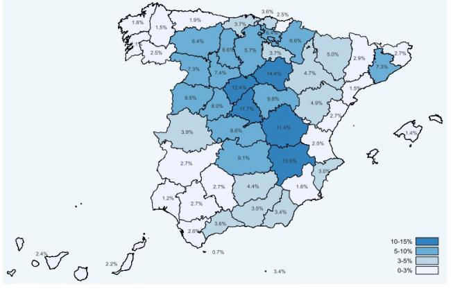 El 3,4% de los almerienses desarrolla anticuerpos del #COVID19