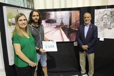 8000€ en premios para los ganadores del XVIII Marathon Nacional de Pintura al Aire Libre 'Ciudad de Vera'