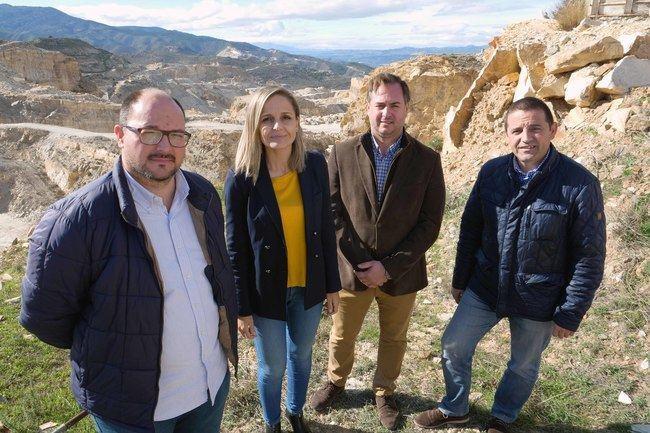 El PP se compromete a recuperar el Plan Macael paralizado por el PSOE desde 2011