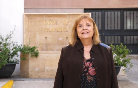 "Mari Nieves Jaén se compromete a ""traer el agua"" a Tabernas"