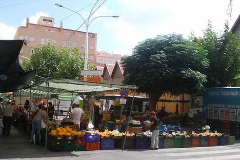 El PP de Albox pide a Torrecillas que cumpla con el acuerdo del Pleno sobre el mercado