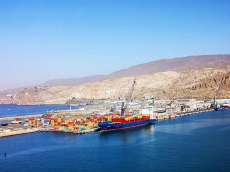 Aumentan el 13% el tráfico de mercancías en la Autoridad Portuaria de Almería