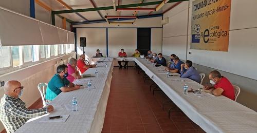 La Mesa del Agua 'exige' al Ayuntamiento de Almería y a la Junta de Andalucía más agua desalada