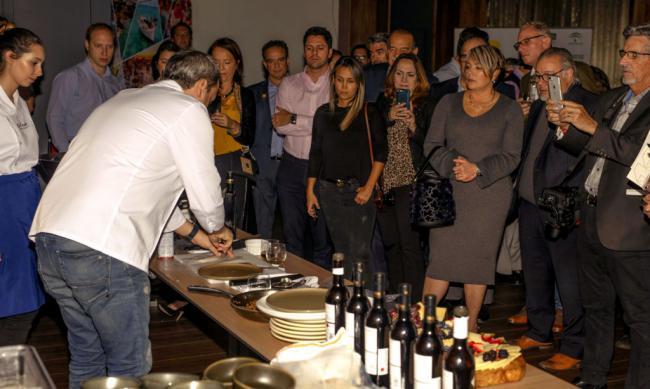 El chef almeriense José Álvarez lleva a Miami el poderío de la cocina andaluza