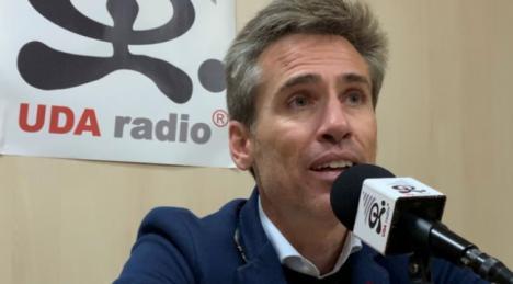 """Corona: """"Tenemos que generar un ambientazo para recibir al Córdoba'"""