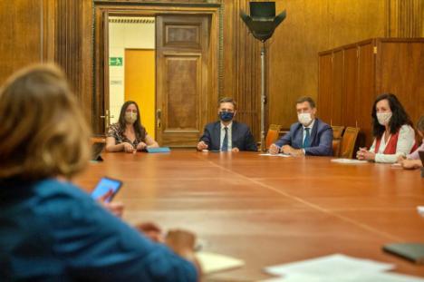 """Castellón considera """"imprescindibles"""" las explicaciones del Gobierno sobre Naturgy"""