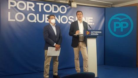 Inmigración, economía y empleo son los deberes que el PP le pone a Sánchez