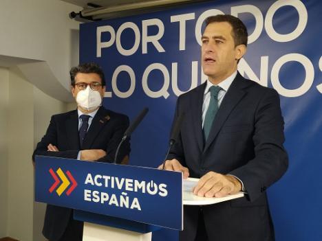 PSOE y UP no aceptan ni una enmienda del PP a los PGE