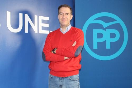 El PP pide al Gobierno fecha para el reinicio de la prolongación del Paseo Marítimo