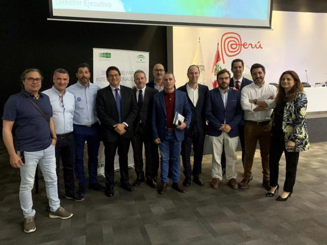 Cuatro empresas de Almería buscan mercados en Perú