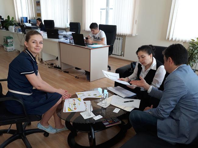 Dos empresas de Almería buscan mercado en Kazajistán