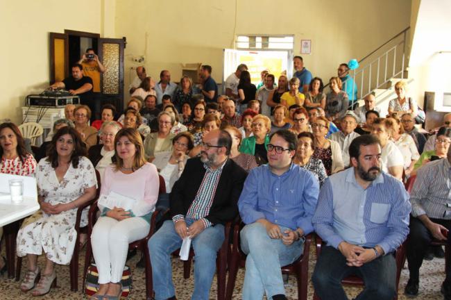 Francisco Lirola (PP) presenta las medidas para impulsar Celín