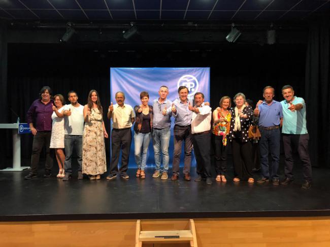 El PP de Carboneras pide el voto por ser 'garantía de gestión'
