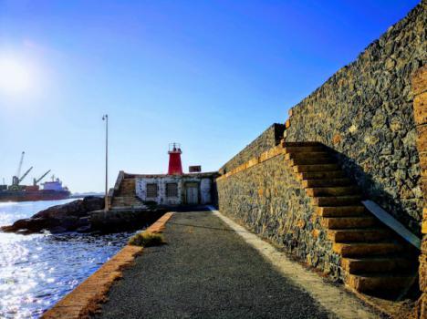 La Autoridad Portuaria ampliará el muelle de servicios auxiliares del Puerto de Almería