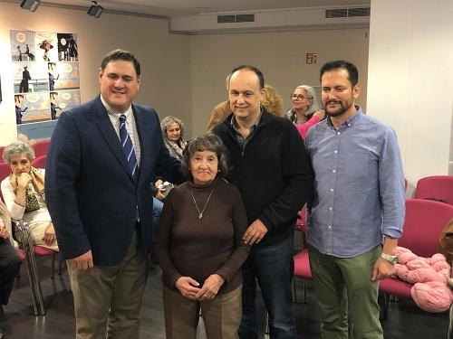 El IEA presenta 'Munira, Antología Poética de Pilar Quirosa-Cheyrouze'