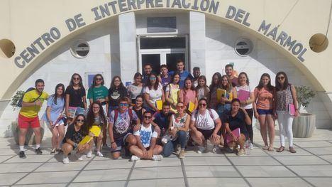Éxito de participación en el curso 'Dinamizador de turismo y ocio' celebrado en Macael