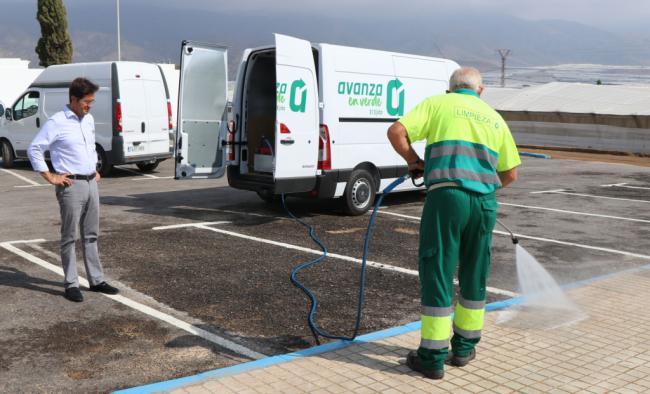 El Ayuntamiento de El Ejido construirá una sede para el servicio de basura y limpieza